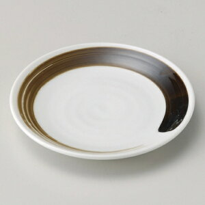 和さび5.0寸丸皿 特白磁 和食器 フルーツ皿・銘々皿・取皿 業務用 約14.1cm 和食 和風 プレート フルーツ デザート 和菓子 甘味 ケーキ 和テイスト 定番 取り皿