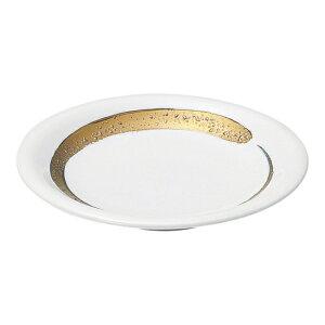 金彩 銀彩 金彩 五〇皿 和食器 フルーツ皿・銘々皿・取皿 業務用 約16.5cm 和食 和風 プレート フルーツ デザート 和菓子 甘味 ケーキ 和テイスト 定番 取り皿