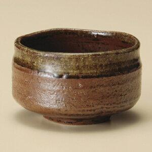 備前流し抹茶碗 和食器 抹茶碗 業務用 約12×7.4cm ぜんざい 茶道教室 茶道 おしゃれ 和テイスト