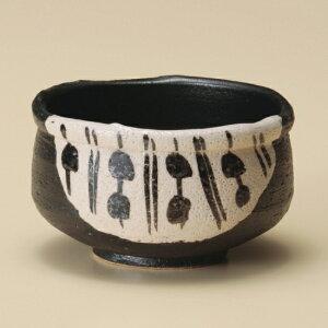 黒織部抹茶碗 和食器 抹茶碗 業務用 約12×7.2cm ぜんざい 茶道教室 茶道 おしゃれ 和テイスト