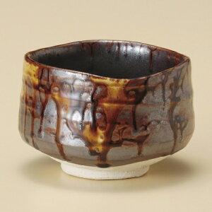 飴流し抹茶碗 和食器 抹茶碗 業務用 約11×8cm ぜんざい 茶道教室 茶道 おしゃれ 和テイスト