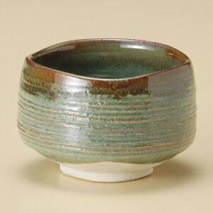 緑均窯抹茶碗 和食器 抹茶碗 業務用 約11×8cm ぜんざい 茶道教室 茶道 おしゃれ 和テイスト