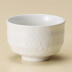 越後白野点碗 和食器 抹茶碗 業務用 約10×6.8cm ぜんざい 茶道教室 茶道 おしゃれ 和テイスト