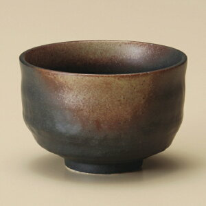 越後備前野点碗 和食器 抹茶碗 業務用 約10×6.8cm ぜんざい 茶道教室 茶道 おしゃれ 和テイスト