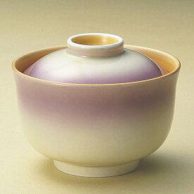 紫吹円菓子碗 和食器 蓋向・円菓子碗 業務用 約12.2cm