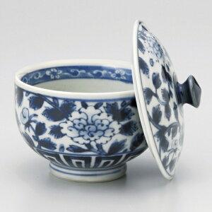 濃唐紋蓋付汲出 有田焼 和食器 蓋付煎茶 業務用 和食 和風 湯_み 高級 和菓子