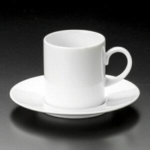 UE玉切立コーヒー碗皿 洋食器 カップ&ソーサー コーヒー 業務用 喫茶店 珈琲屋 カフェ ケーキ屋 花柄 シンプル パン屋 ベーカリーカフェ