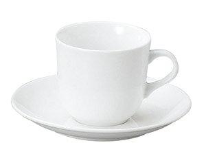 LSP 軽量強化磁器 アメリカン碗皿 洋食器 カップ&ソーサー アメリカン 業務用 ライトコーヒー シンプル ケーキ屋 ベーカリーカフェ イタリアンレストラン フレンチレストラン