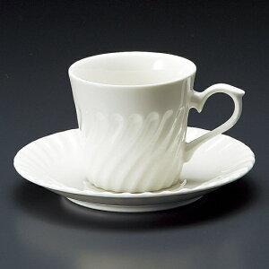KネジNBコーヒー碗皿 洋食器 カップ&ソーサー コーヒー 業務用 喫茶店 珈琲屋 カフェ ケーキ屋 花柄 シンプル パン屋 ベーカリーカフェ