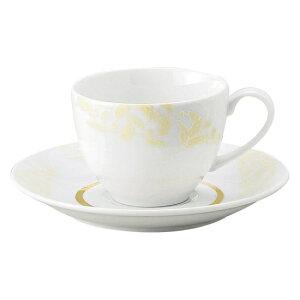 セレブ コーヒー碗皿 洋食器 カップ&ソーサー コーヒー 業務用 喫茶店 珈琲屋 カフェ ケーキ屋 花柄 シンプル パン屋 ベーカリーカフェ