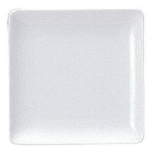角皿シリーズ 16cm 四角皿 洋食器 正角プレート(S) 業務用 カネスズ 約16.4cm マリネ デザート 皿 四角 中皿 シンプル おしゃれ モダン カフェ レストラン ホテル ケーキ皿 デザート皿 パン皿