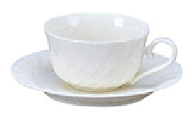 ニューウェーブ 紅茶碗 洋食器 カップ&ソーサー 紅茶 業務用 カネスズ ティーカップ モダン シンプル ケーキ屋 おしゃれ