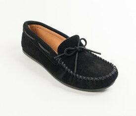 【ミネトンカ公式】 MINNETONKA メンズ シューズ 靴 モカシン 男性 スエード ビジネス 履きやすい 人気 コーデ おすすめ ブランド「Classic Moc」919 父の日