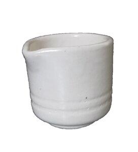 クリーマー ミルク ピッチャー ホワイト 白 日本製 磁器 陶器
