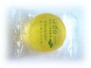 無添加チビウド石鹸 四万十育ち お試しサイズの10g 敏感肌・シミケアの洗顔石鹸 送料無料泡立てネットをサービス