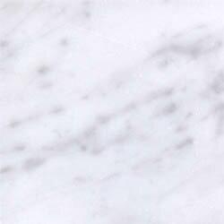 ペットひんやりクールマットベッド★ビアンコカララ☆400角t13白大理石材規格品タイル【RCP】