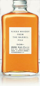 Nikka from the barrel 51.4 ° 500 ml FROM THE BARREL