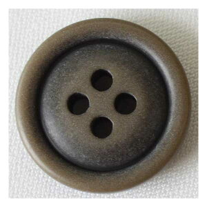 ミリタリーボタン(BDU001-G45)21mm 手作り、手芸、釦付け替え)に