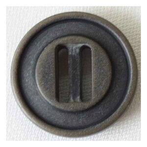 ミリタリーボタン(BDU004-G45)25mm 手作り、手芸、釦付け替え)に