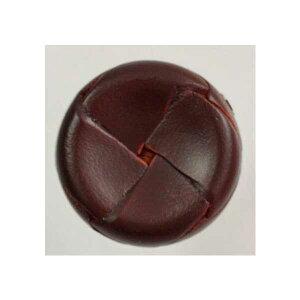 本革レザーボタン(NO1400-3)20mm 手作り、手芸、釦付け替え)に
