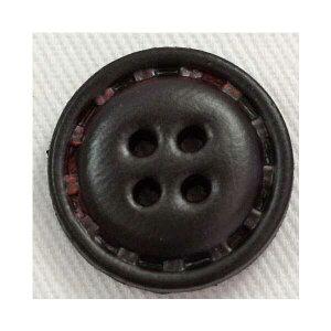 本革レザーボタン(NO21-4)29mm 手作り、手芸、釦付け替え)に
