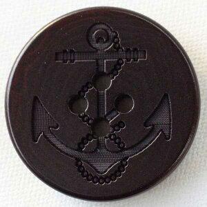 ハンドメイド(手作り、手芸、釦付け替え)に ナットボタン(NUT990-8)30mm