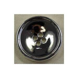 ハンドメイド(手作り、手芸、釦付け替え)に 高級メタルボタン(DM2197F-N)18mm