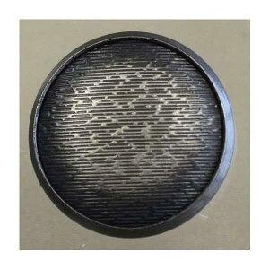 ハンドメイド(手作り、手芸、釦付け替え)に 高級メタルボタン(FM93-SSI)15mm