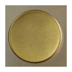 ハンドメイド(手作り、手芸、釦付け替え)に メタルボタン(MA1000-HGG)20mm