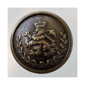 ハンドメイド(手作り、手芸、釦付け替え)に 高級メタルボタン(MA2236AG)23mm