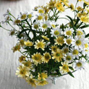 デージー 6P 造花 インテリア