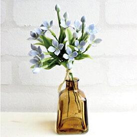 ブバリアバンドル 3P造花 インテリア 未触媒 器なし 観葉植物 フェイクグリーン