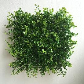【再入荷しました】ユーカリマット 5361 グリーンウォール フェイクグリーン 壁掛け 壁 造花 インテリア インテリア ナチュラル シンプル