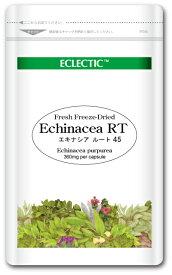 【ネコポスで送料無料】 ECLECTIC(エクレクティック)エキナシア(エキナセア) RT(根) Ecoパック45カプセル R ec041 【代引不可】