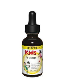 Herbal tinctures: キッズヒ at (children's ) eclectic company (review campaign)