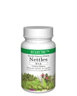 Herbal supplements nettle ( nettles ) (reviews campaign) eclectic company