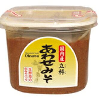 国内生产的部门一起味噌酱 (750 克) 审查运动