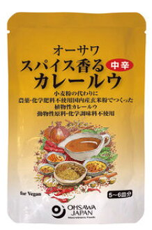 Ozawa Curry Roux (medium spicy)