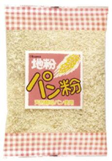 Ground flour bread crumbs