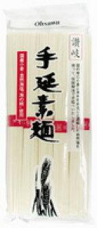Sanuki-hand-rolled noodle