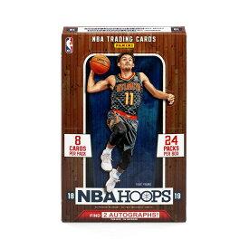 NBA 2018-19 PANINI NBA HOOPS HOBBY[ボックス]