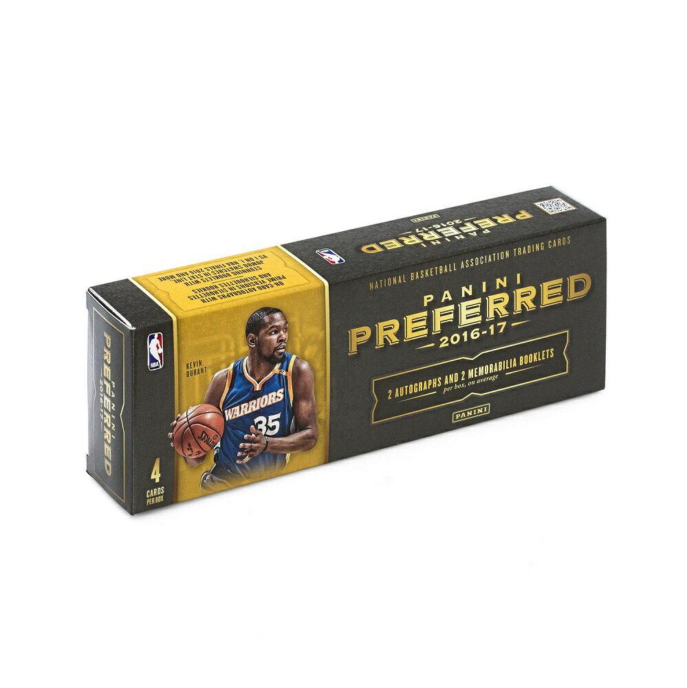 NBA 2016-17 PANINI PREFERRED BASKETBALL[ボックス](34-90511)