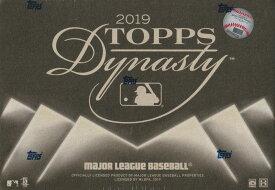 MLB 2019 TOPPS DYNASTY BASEBALL[ボックス]