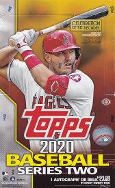 MLB 2020 TOPPS SERIES 2 BASEBALL HOBBY[ボックス]