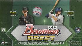 MLB 2020 BOWMAN DRAFT BASEBALL HOBBY JUMBO