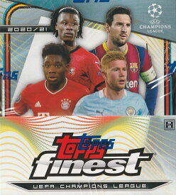 2020-21 TOPPS FINEST UEFA CHAMPIONS LEAGUE