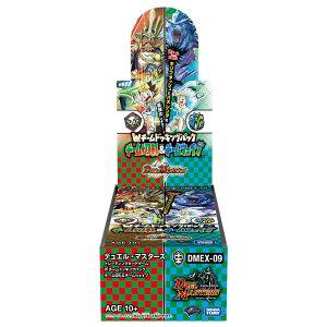 デュエル・マスターズTCG 【DMEX-09】Wチームドッキングパック『チーム切札&チームウェイブ』