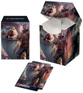 Ultra・PRO MTG「イコリア:巨獣の棲処」100+デッキボックスV1 銅纏いののけ者、ルーカ[個]