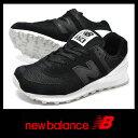 ニューバランス ML574 WA NB ブラック レディース 正規品 newbalance 574 黒 BLACK 【RCP】 05P03Dec16