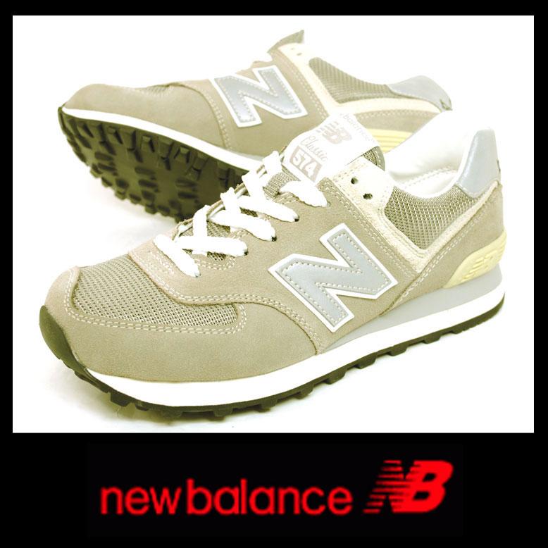 newbalance ニューバランスML 574 VG グレー メンズ【RCP】